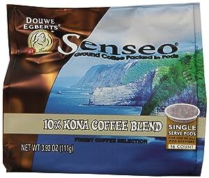 Senseo Coffee Pods, Kona Blend