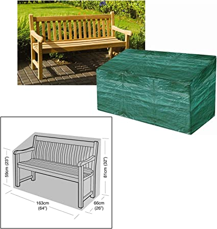 Parkland Quality Waterproof Outdoor Garden Furniture Stacking Chair Chairs Cover