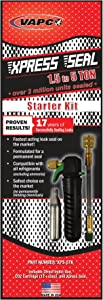 Vapco Xpress Seal Starter Kit - Professional A/C & Refrigeration sealant for systems 1.5 to 5 tons. MADE IN USA & over 2 million systems sealed.