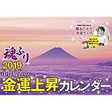 中井耀香の金運上昇カレンダー2019 魂ふり ([カレンダー])