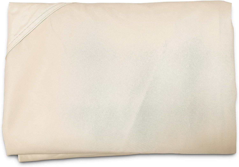 Alvantor Sun Shade Sails Canopy Top Covers UV Block for Outdoor Backyard Patio Bubble Tent Winter Gazebo, 12'x12'