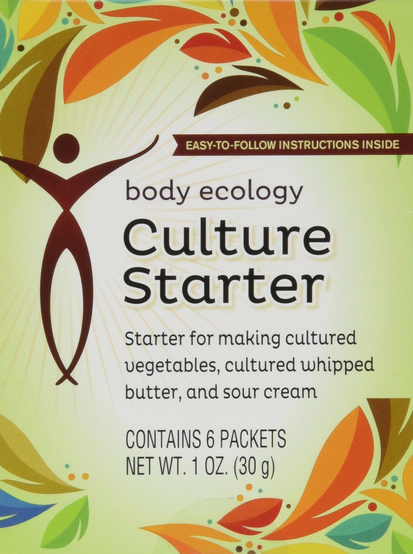 Culture Starter by Body Ecology,1oz.