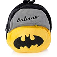 BERRY Plush Backpack Toddler Minnie Mouse Minions Winnie the Pooh Batman Hello Kitty 1-3 Year Old(Batman)
