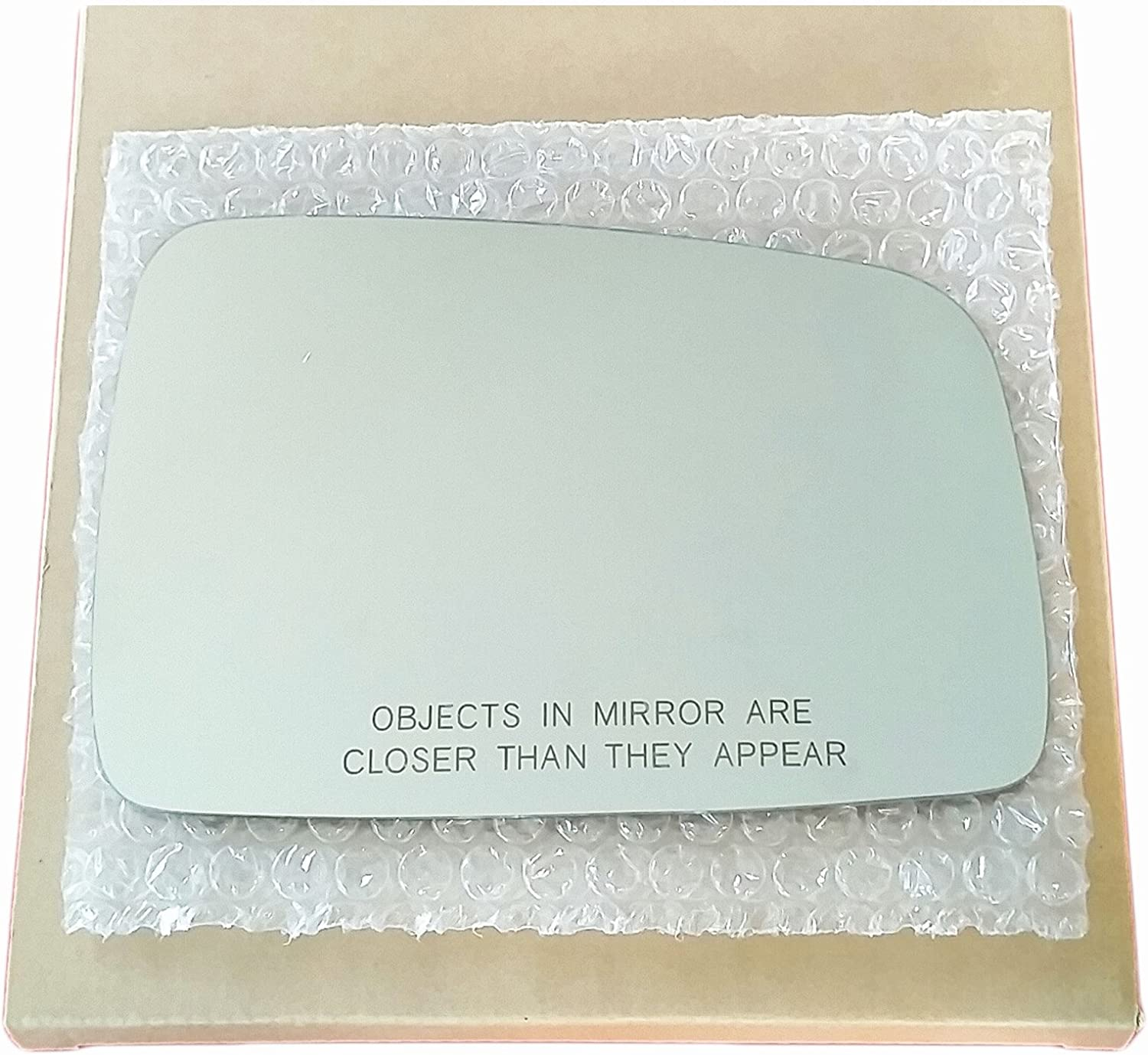 WING MIRROR GLASS HEATED WIDE ANGLE//ASPHERIC LEFT SIDE TO FIT KIA SPORTAGE 2010