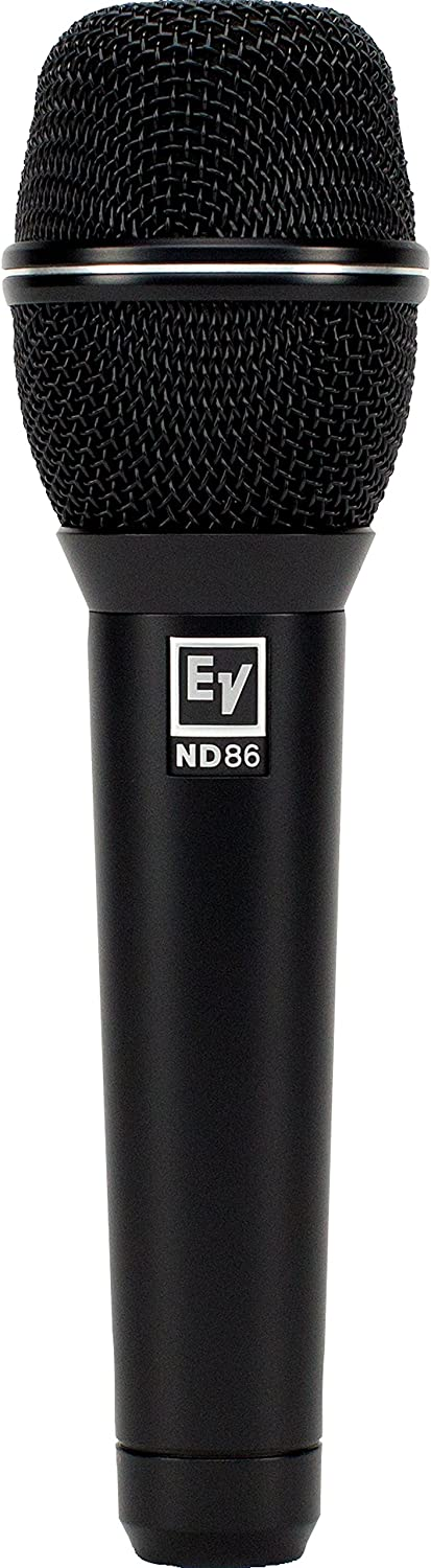 Electro-Voice ND44 Dynamic Tight Cardioid Instrument Microphone: Musical Instruments