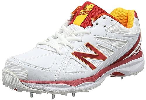 1e52203fd07 New Balance Men s 4030v2 Cricket Shoes  Amazon.co.uk  Shoes   Bags