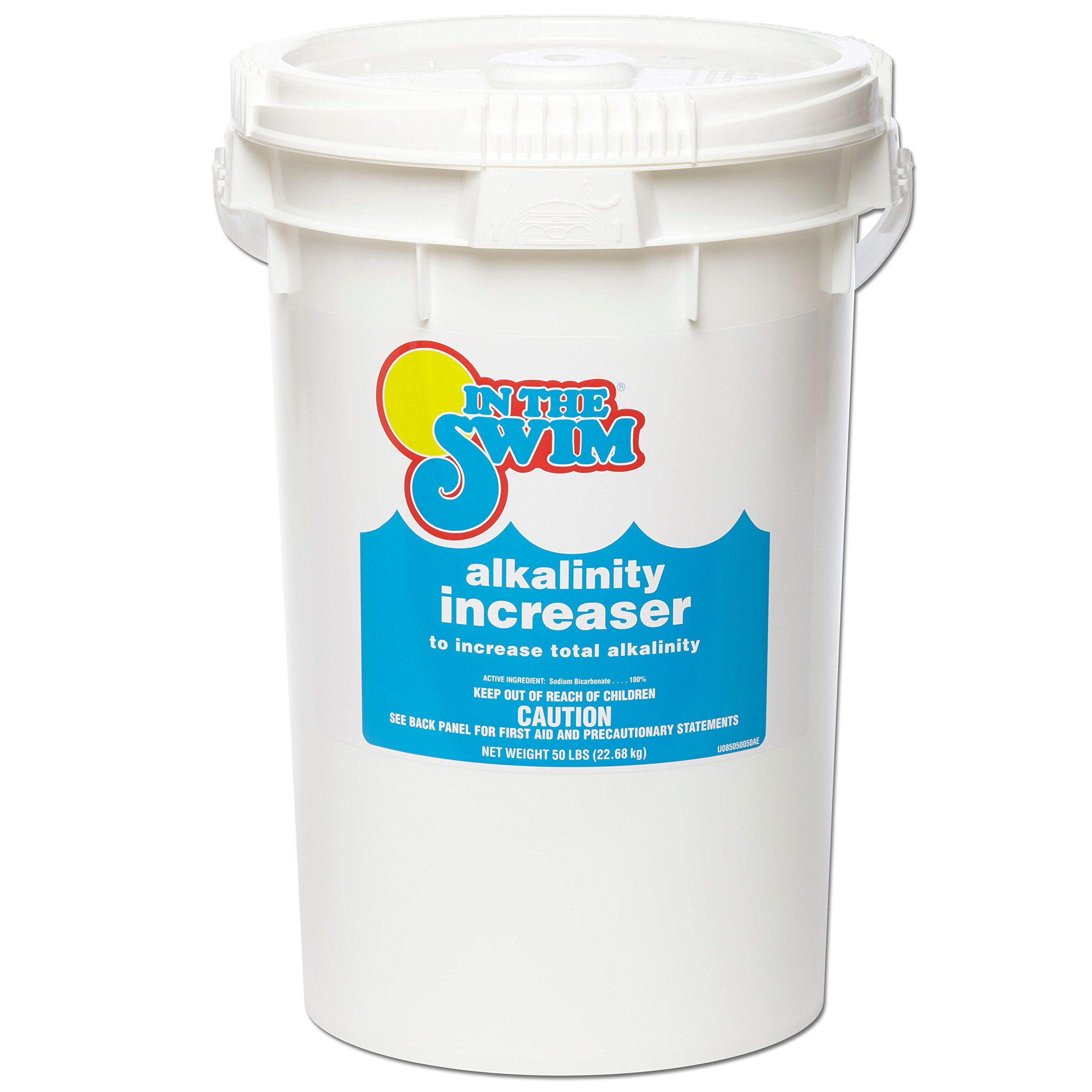 In The Swim Pool Alkalinity Increaser - 50 Pound Pail by In The Swim