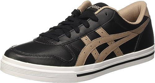 ASICS Herren Aaron Sneaker, Bianco