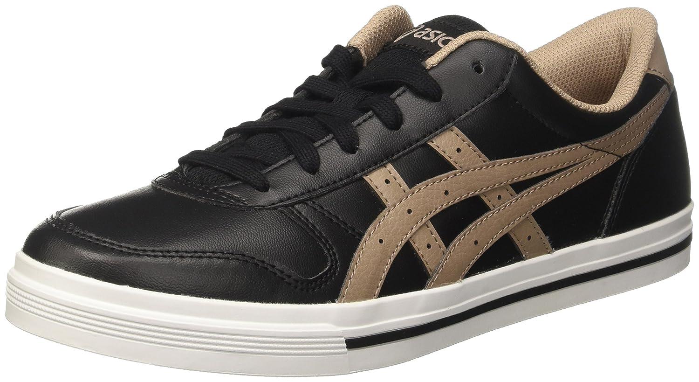 Asics Herren Aaron Sneaker, Grau  42.5 EU|Mehrfarbig (Blacktaupe Grey)