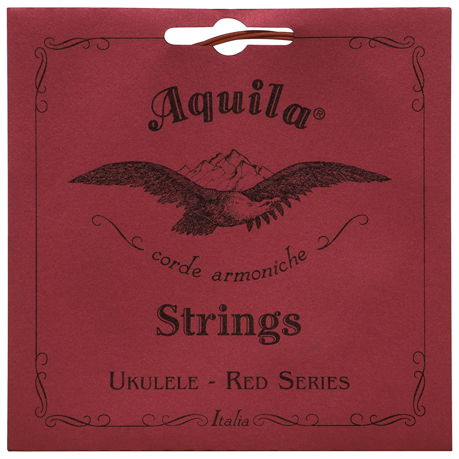 Aquila Red Series AQ-85 Concert Ukulele Strings - High G - Set of 4