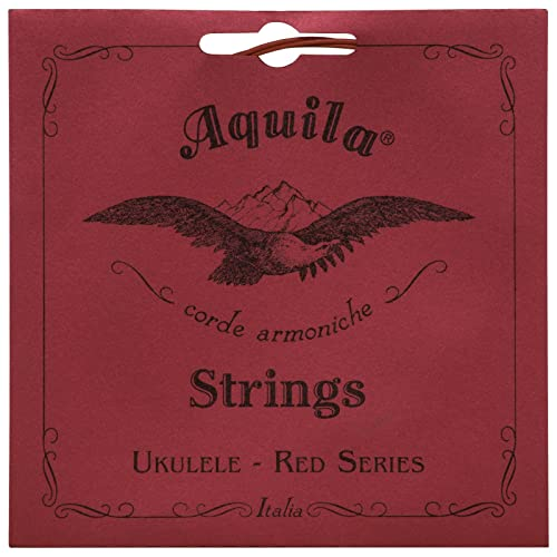 Aquila Red Series AQ-86 Concert Ukulele Strings - Low G
