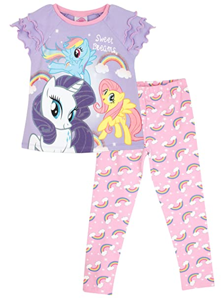 My Little Pony - Pijama para niñas - My Little Pony, La Magia de la