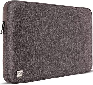 DOMISO 14 inch Laptop Sleeve Case Waterproof Carrying Bag for 14
