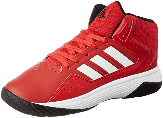 820011a8d96f Adidas Neo CLOUDFOAM ILATION MID Sneakers Red Best Price in India ...