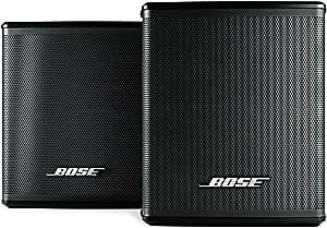Bose-Surround Speakers Surround Speakers , 809281-4100, Black