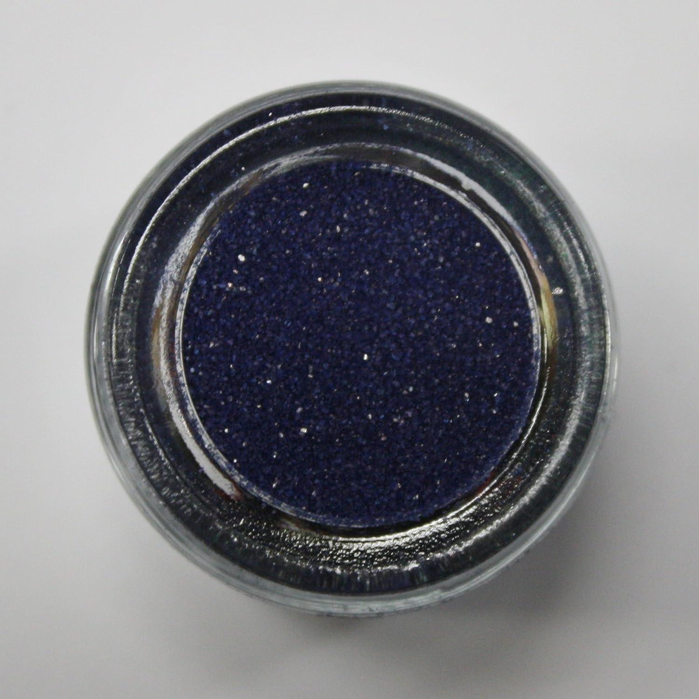 Blue Vase Fillers Wedding Sand 8 Ounces Colored Sand