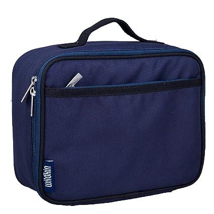 amazon com lunch box wildkin lunch box insulated moisture