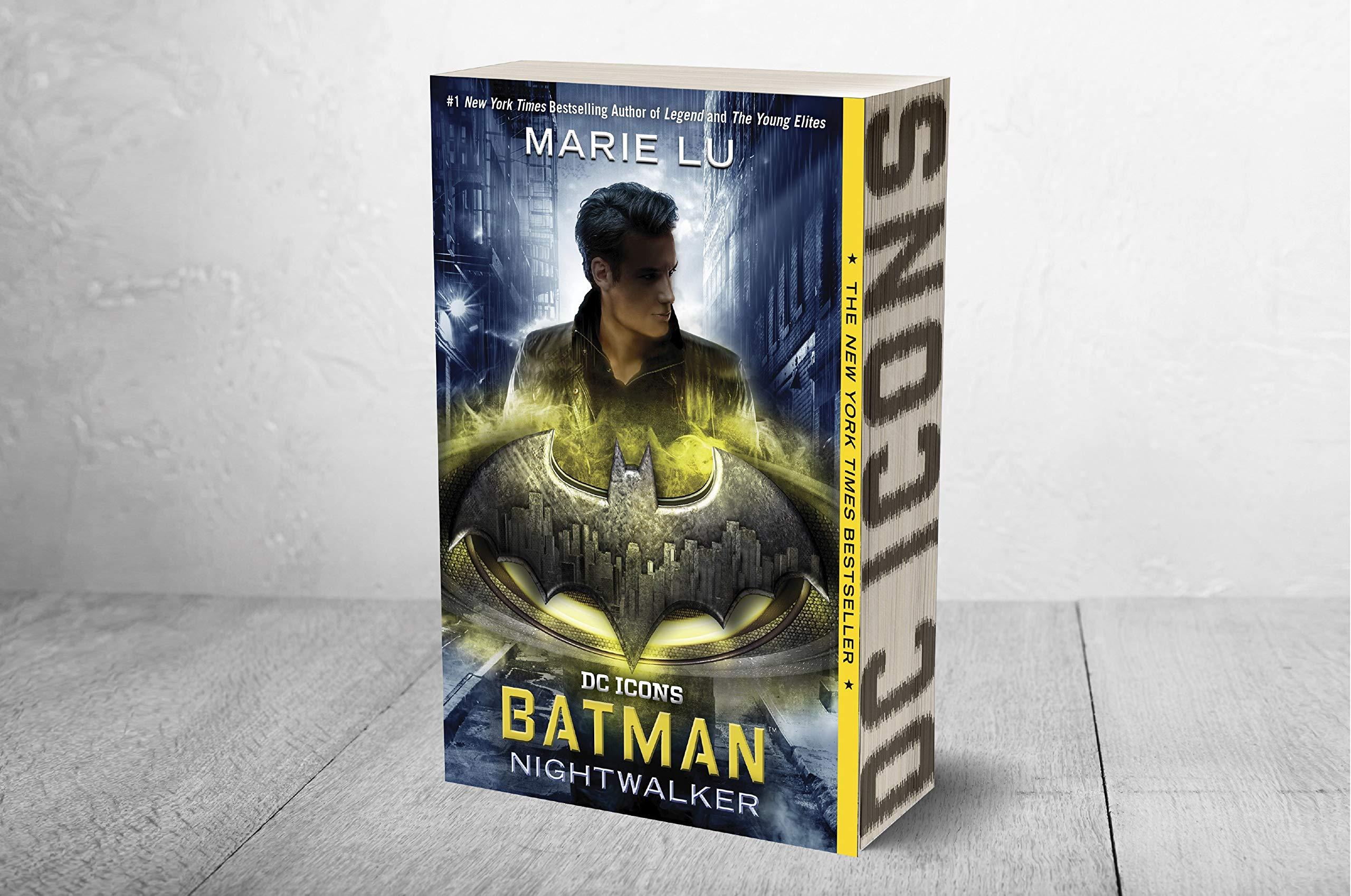 Amazon com: Batman: Nightwalker (DC Icons Series