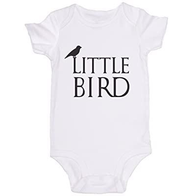 """Little Bird"" / Varys's Birdies/ Game of Thrones / Cute Baby Onesie Romper Bodysuit"