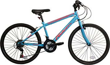 Falcon Cyclone - rígido para bebé sin mangas bicicleta azul/rojo, 60 ...