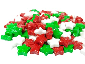 Amazon Com Tiny Christmas Themed Hard Candies Christmas