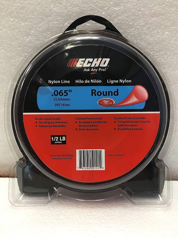 ECHO & SHINDAIWA GENUINE 305065051 1/2 DONUT .065 ROUND LINE ...