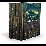 Morna's Legacy Box Set #2: Scottish Time Travel Romances