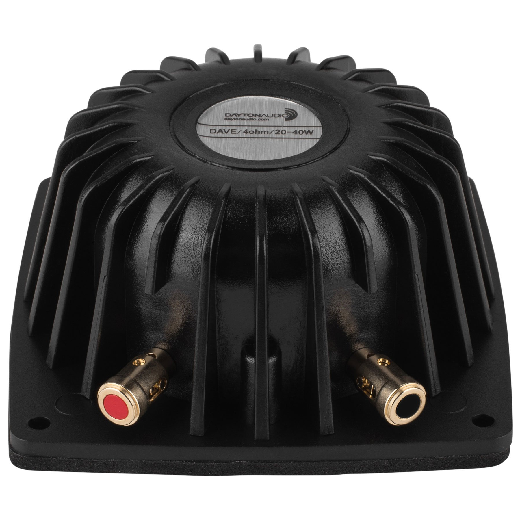 Dayton Audio DAVE Vibration Exciter Tactile Bass Shaker Transducer 20W 4 Ohm by Dayton Audio