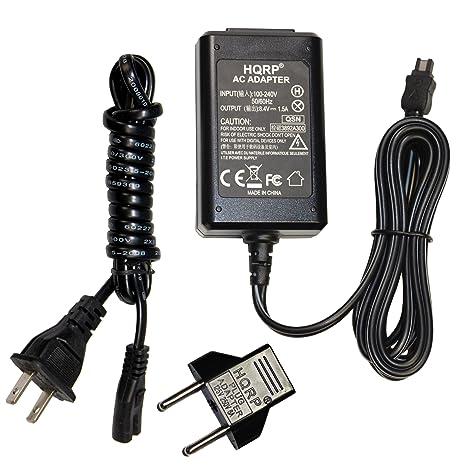 HQRP Adaptador de CA de repuesto/cargador compatible con ...