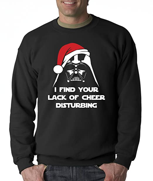 Star Wars Darth Vader Christmas Sweatshirt
