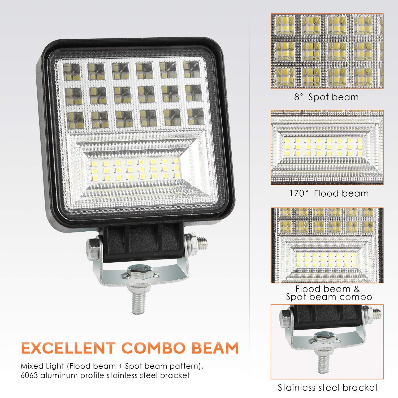 CICMOD H7 Ampoules 1 Paire H7 35W 6000K X/énon HID Ampoules Lampes de Remplacement