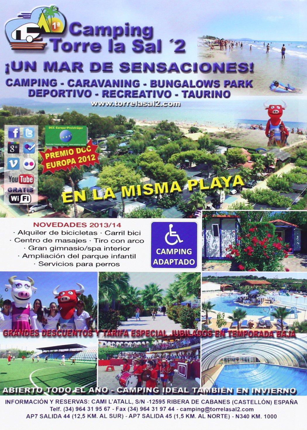 Guía De Campings De España 2014: Amazon.es: Peldaño: Libros