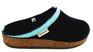 Sabatini  614 Lana blu 37 EU  Amazon   Sabatini Schuhe & Handtaschen ed7e4b