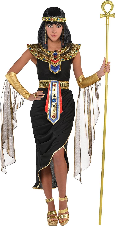 Amscan Dress Up Reina egipcia Talla 10-12