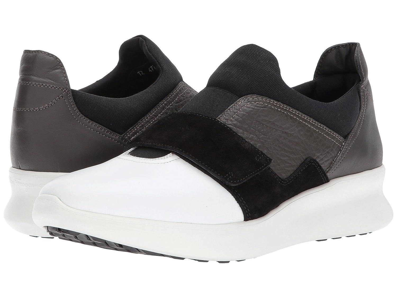 [サルヴァトーレ フェラガモ] Salvatore Ferragamo メンズ Dion Sneaker スニーカー [並行輸入品] B075RCHMRS