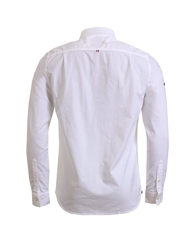 Superdry Ultimate Oxford L/S Shirt Optic White Medium Optic: Amazon.de:  Bekleidung