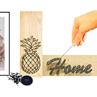 Set de manualidades de madera para adultos