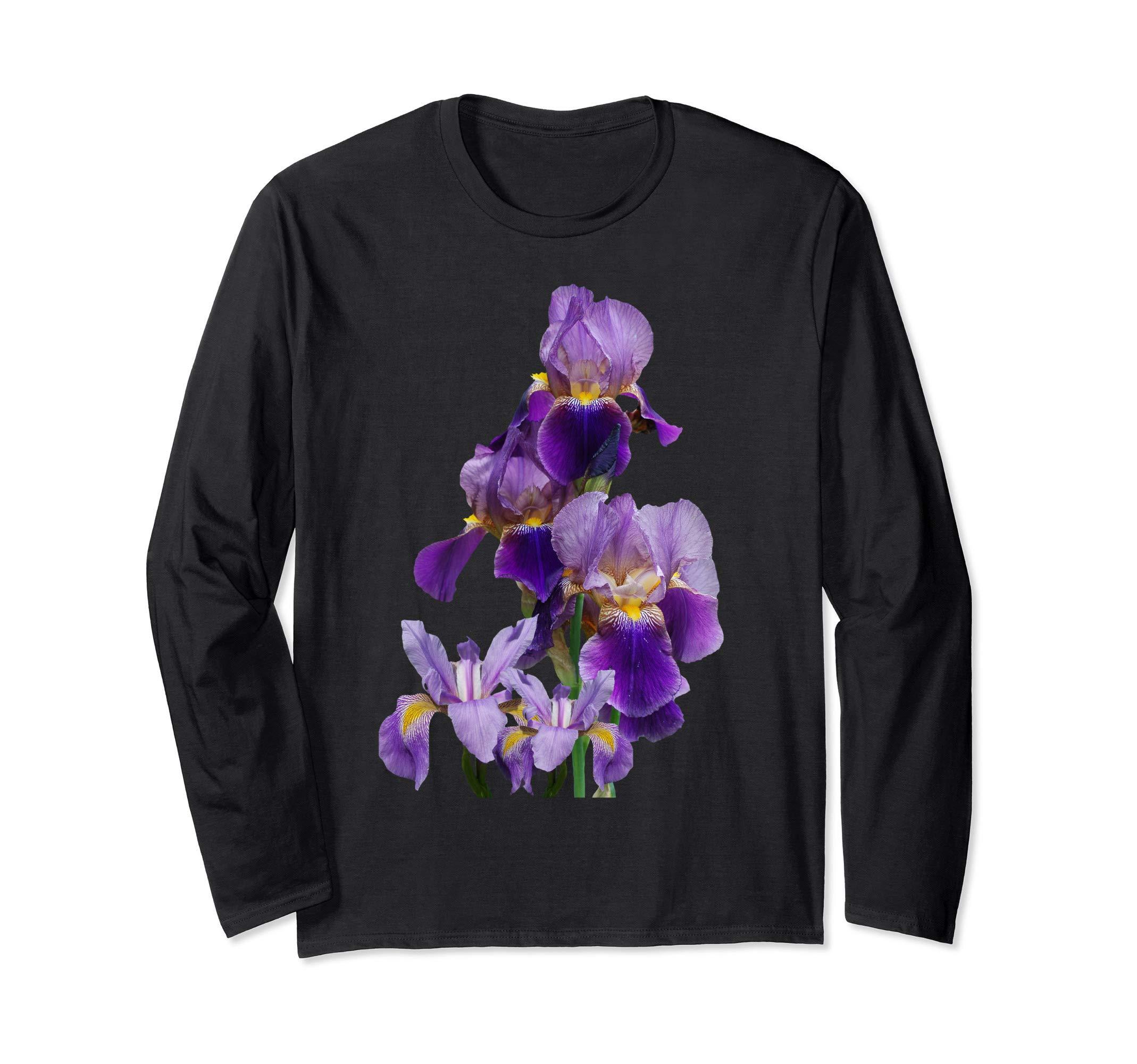 Irises Flower Plant Gardening Gardener Lover Gift Tennessee by Iris Flower Plant Gardening Gardener Tennessee