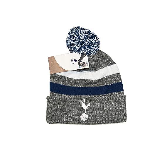 b4ec92703e647 Tottenham Hotspur F.C. Beanie Skull Cap Hat Soccer Football Official  Merchandise