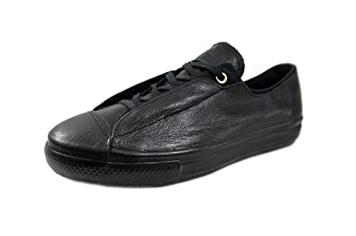 3613d0e86aa2 Image Unavailable. Image not available for. Color  Converse All Star Leather  ...