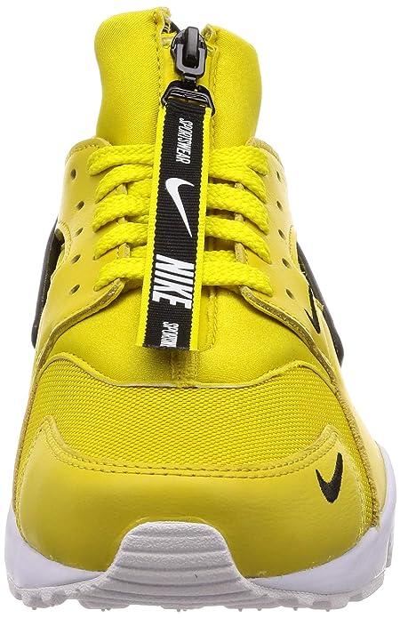 Nike Air Huarache Run PRM Zip, Zapatillas de Deporte