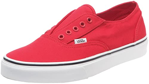 4779280e94 Vans Classic Era Red White Womens Trainers Size 6 UK  Amazon.ca ...