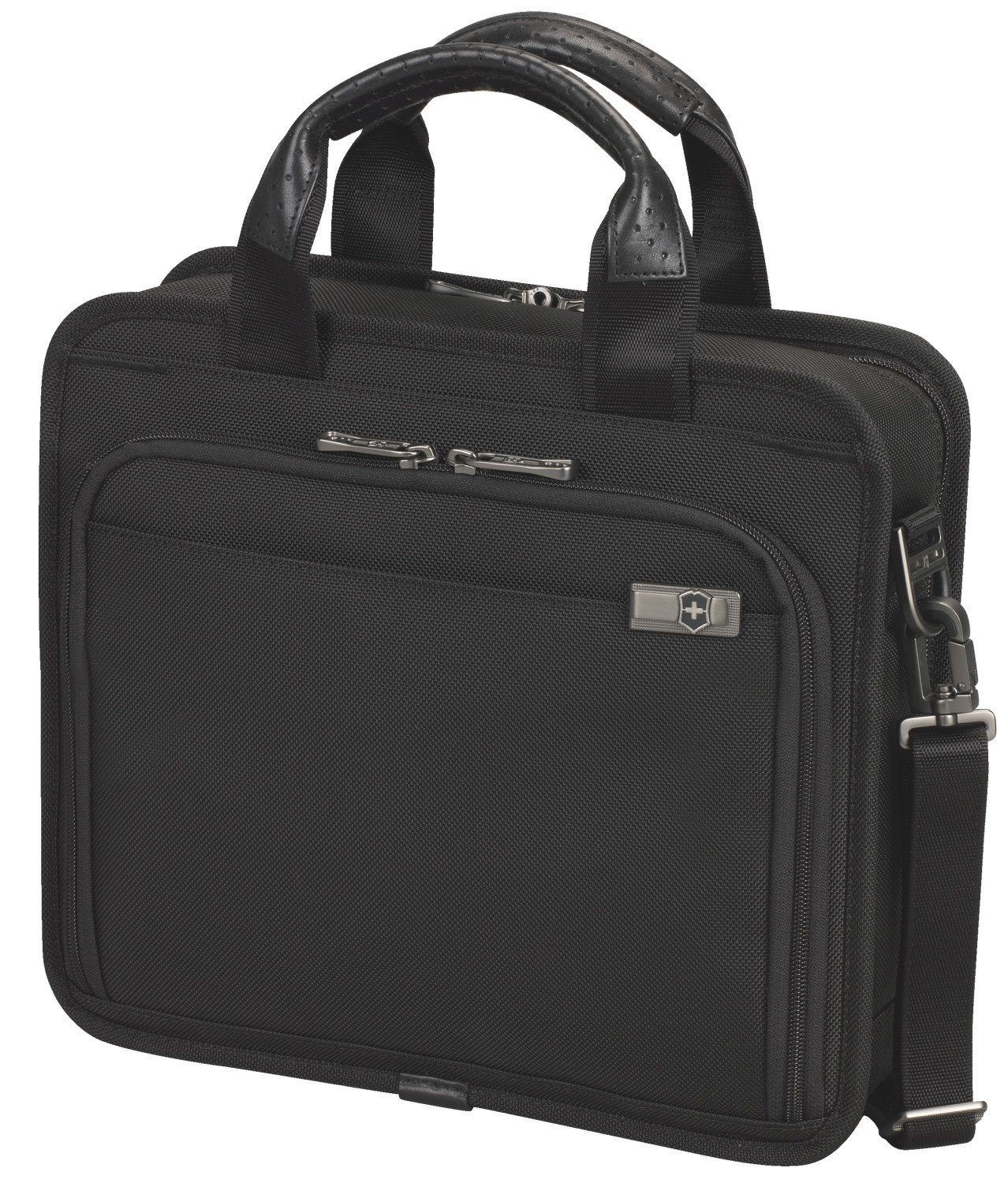 Victorinox Architecture 3.0 Small 10'' Tablet Laptop Briefbag Business Case - Black
