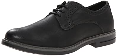 IZOD Men's CHAD Oxford, black Smooth, 9 UK/9 ...