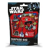 Craze - 56432 - Sac Surprise Star Wars Porte-clé, Bracelet, Papeterie Disney