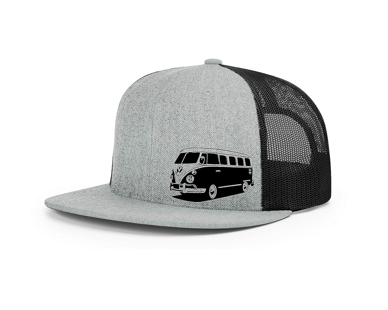 Volkswagen Mesh Bill Cap Gray