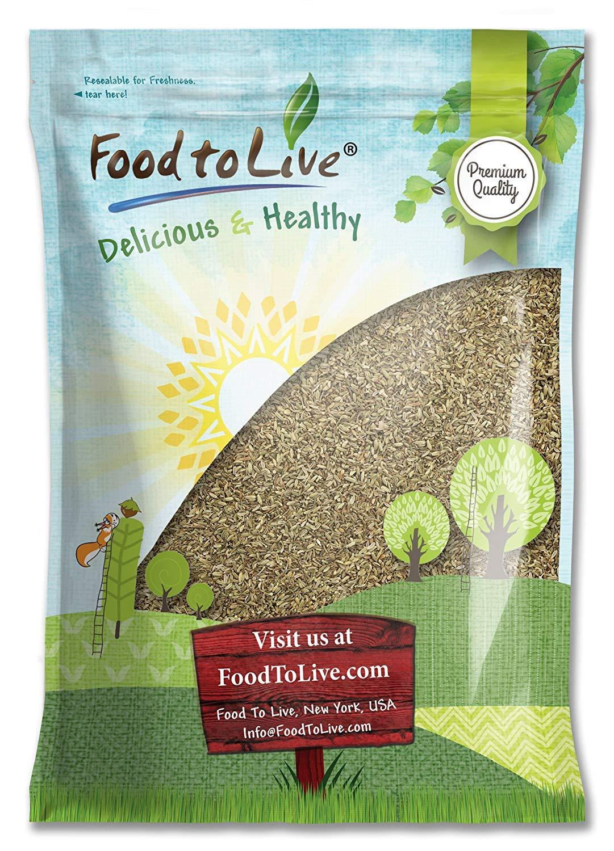 Fennel Seed Whole, 12 Pounds - Kosher, Bulk
