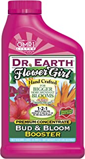 product image for Dr. Earth Flower Girl Bud & Bloom Booster 24 oz Concentrate