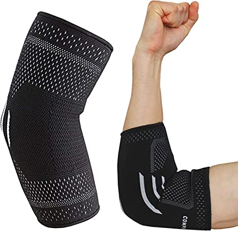 Elbow Brace Perfect Arm Splint Supports For Tennis Elbow Golfers Elbow Weightlifting Tendonitis Joint Pain Relief For Men Women Medium 1pc Amazon Co Uk Health Personal Care