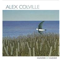 Alex Colville 2017 Wall Calendar / Alex Colville Calendrier Mural 2017
